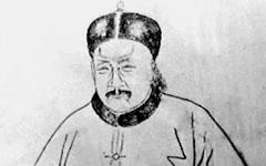 清末大臣岑毓英